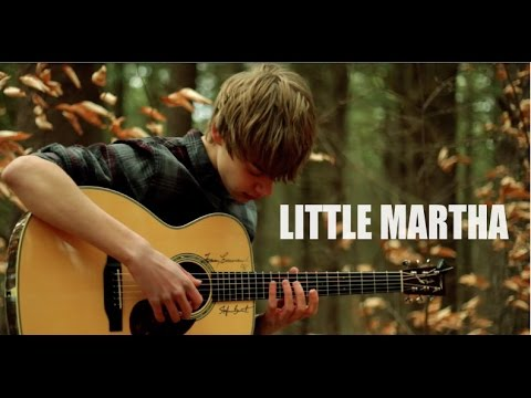 Little Martha - Duane Allman (Guitar Cover by Quentin Callewaert)