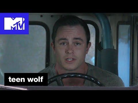 Ryan Kelley 'The Roscoe Confessionals' | Teen Wolf (Season 6B) | MTV