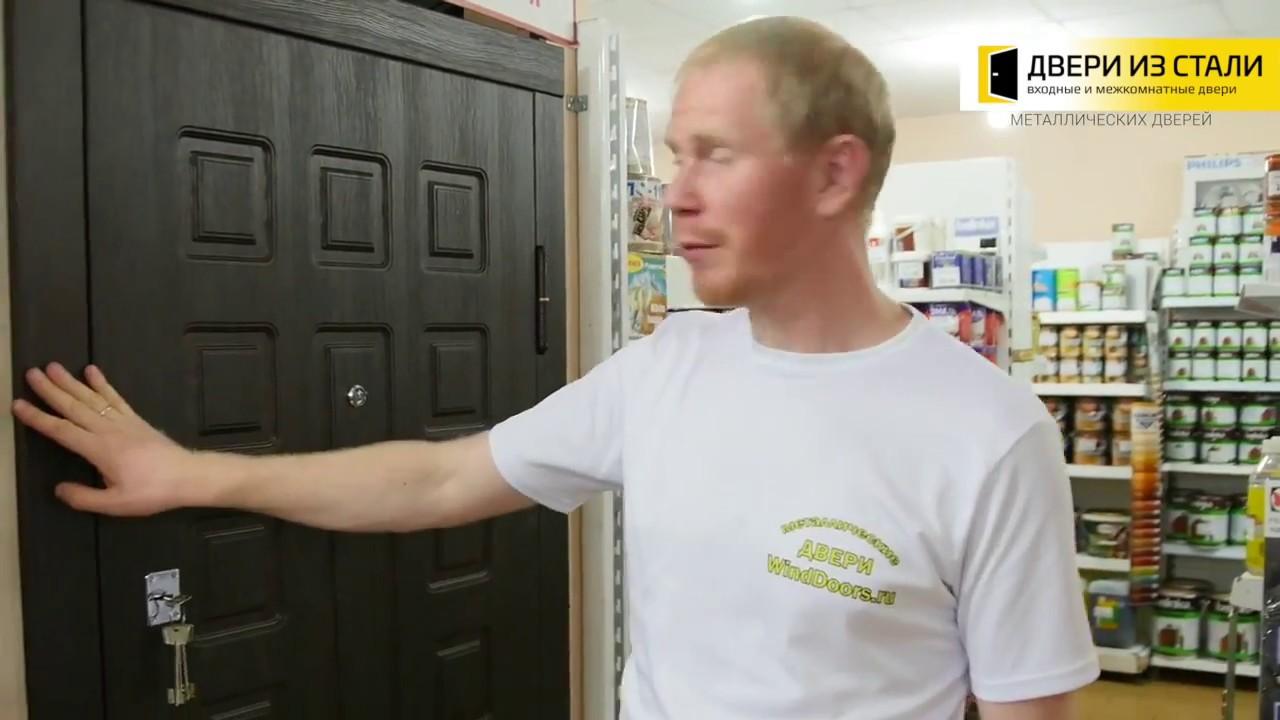 Дверь Континент Люкс - Обзор двери