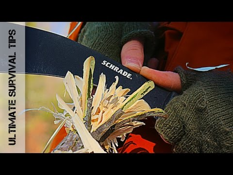 Best NEW Budget Kukri / Machete for Camping / Bug Out and Survival? - Full REVIEW - Schrade SCHGK1
