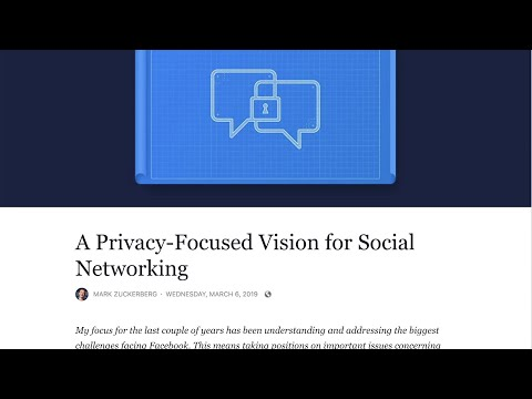 Analyst: Facebook paying 'lip service' to privacy