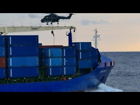Έρευνα σε τουρκικό πλοίο εν πλω προς Λιβύη έκανε γερμανική φρεγάτα της επιχείρησης «Ειρήνη»…