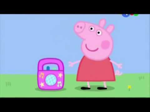 Крутые Песни Свинки Пеппы!