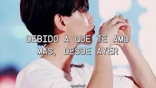 EXO - Lovin' You Mo'  | Subtitulado al Español |