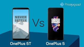 OnePlus 5T vs OnePlus 5 - Differences | Price | Specs | Launch Date