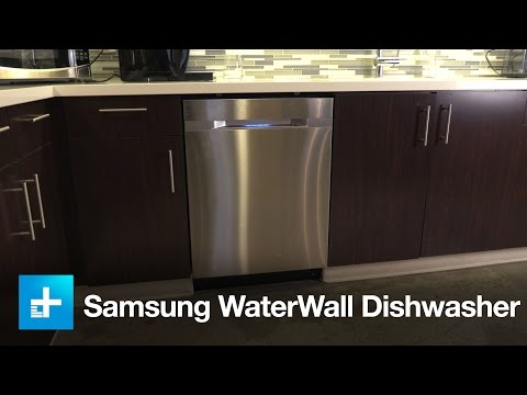 Samsung WonderWall Tall Tub Dishwasher Review