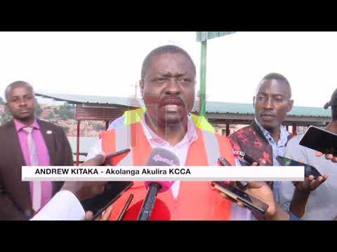 Kitaka asuubizza ku nguudo eziri obubi mu Kampala