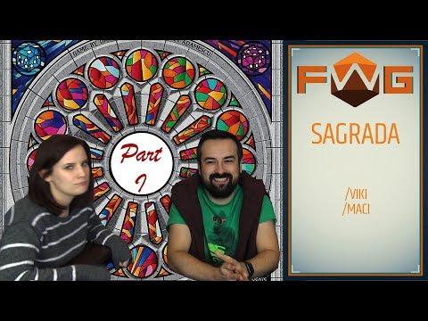 Sagrada | Part 1| Apád nem volt üveges! - Fun With Geeks