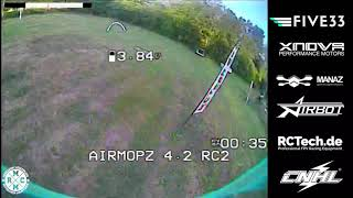 Back after Lockdown - FPV Race Training at Modellsport Münsterland