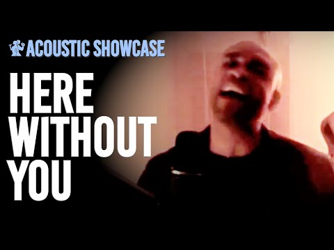 3 Doors Down - Here Without You (Charles Simmons Acoustic Cover)