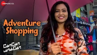 Adventure Shopping - Goko Mako | Ramkumar & Dhanusha | Thrillokh MC & Nicki Ziee | Arunkanth