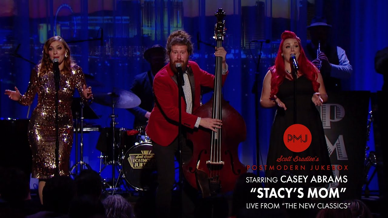 """Stacy's Mom (Live Version from """"The New Classics"""") – Postmodern Jukebox ft. Casey Abrams"""