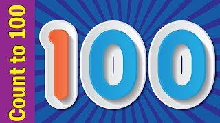 Count to 100 | Learn Numbers 1 to 100 | Learn Counting Numbers | ESL for Kids | Fun Kids English