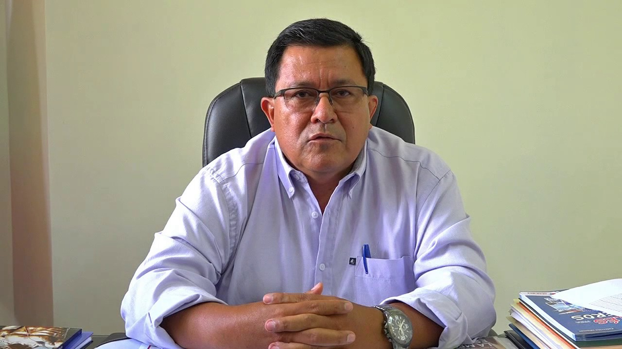 Mensaje Gobernador   Maestros Ucayali 1