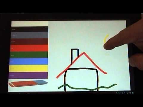 Vídeo do Pintar um quadro