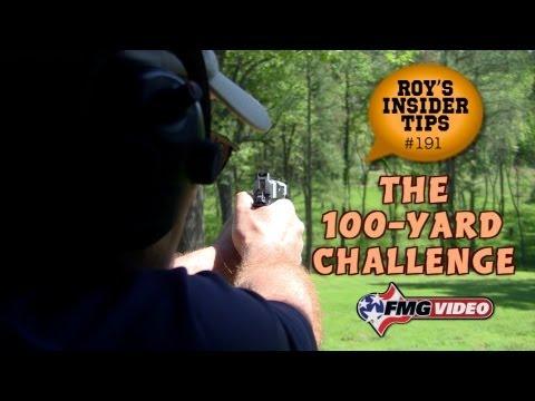 The 100-Yard Challenge