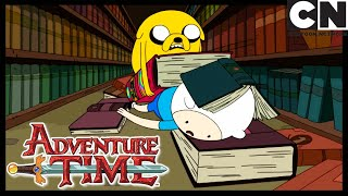 Paper Pate | Adventure Time | Cartoon Network