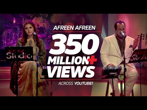 Download Afreen Afreen, Rahat Fateh Ali Khan & Momina Mustehsan, Episode 2, Coke Studio Season 9 HD Mp4 3GP Video and MP3