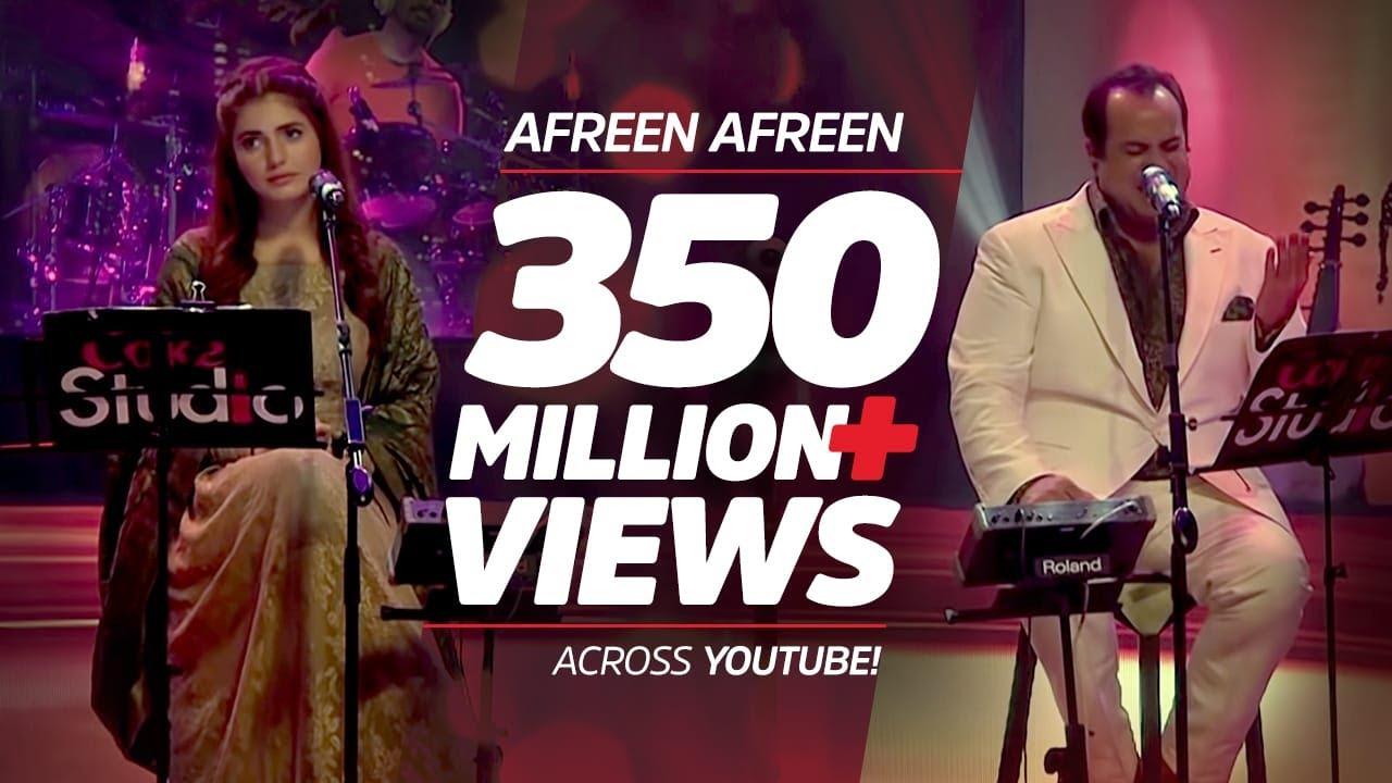 Afreen Afreen, Rahat Fateh Ali Khan & Momina Mustehsan, Episode 2, Coke Studio Season 9  downoad full Hd Video