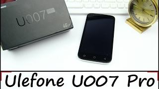 Ulefone U007 Pro -  65€ für LTE und mehr - Unboxing - Deutsch