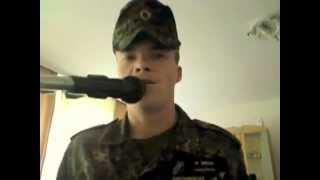Hundert Mann und ein Befehl  (Ballad of the green berets)
