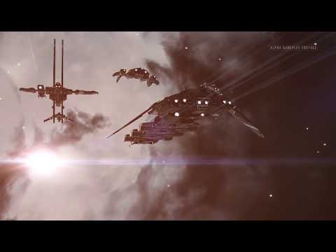 EVE: Echoes - Mobile MMO - Gameplay Trailer