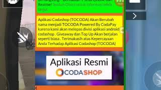 Coda Shop Ml