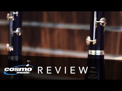 Yamaha Allegro Clarinet 550AL Review