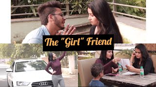 THE GIRL FRIEND - | Elvish Yadav |
