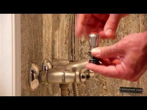 Como se desmontan las llaves de agua de la regadera for Como quitar una llave de regadera