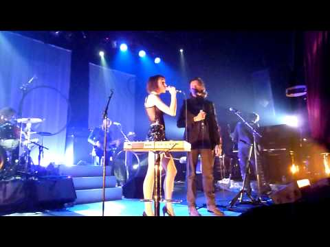 Jeanne Cherhal ( Duo avec Benjamin Biolay ) - Brandt Rhapsodie - Live au Bataclan le 28/05/2010