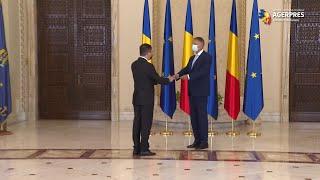 Iohannis: Autorităţile de reglementare din România au nevoie de o armonizare a cadrului lor de funcţionare