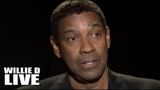 Denzel Washington Speaks Out: Don't 'blame The System', 'it Starts At Home'