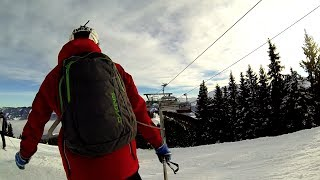 preview picture of video 'Zell Am See. January 2014. | GoPro Hero3(Black Edition)'