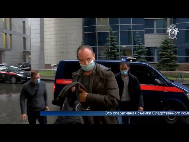 Андрею Левченко предъявили обвинение в мошенничестве