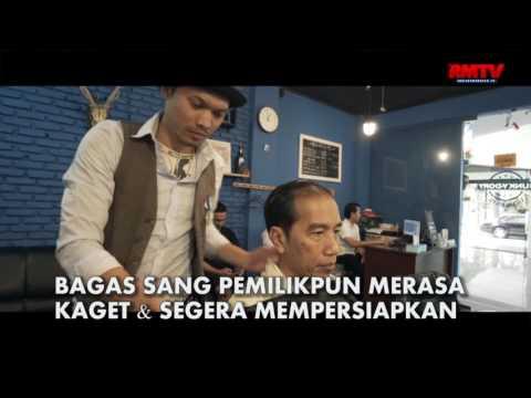 Putra Jokowi: Biar Bapak Jadi Percobaan Dulu