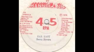 BARRY BROWN – Far East [1978]