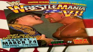 WrestleMania Vll