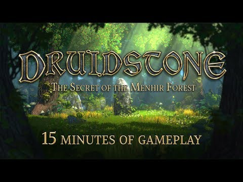 Druidstone: 15 Minutes of Gameplay thumbnail