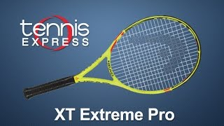 Ρακέτα τέννις Head Graphene XT Extreme Pro video