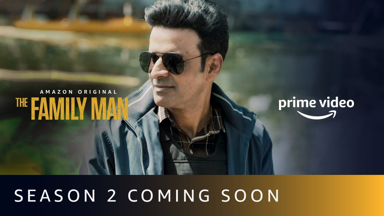 The Family Man Season 2 (February 2021)