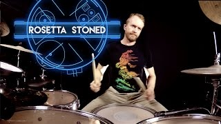 Tool   Rosetta Stoned  Johnkew Drum Cover
