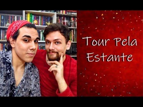 TOUR PELA ESTANTE | 1 Ano de Panteão de Histórias |