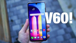 LG V60 ThinQ 5G: Hands-on and First Look!
