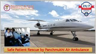 Utilize Extremely Advanced ICU Based Air Ambulance from Guwahati or Kolkata