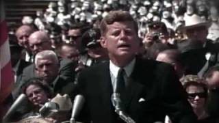 "Lessons for leaders:  JFK's ""Man on the Moon"""