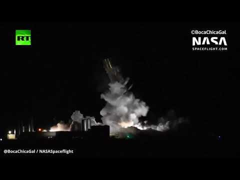العرب اليوم - شاهد: حظة انفجار نموذج للمركبة الفضائية