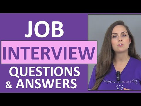 Nursing Interview Questions and Answers - Nurse Guidance