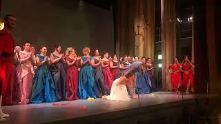 """""""La Traviata"""" mbyll siparin në qytetin e Korçës, 5 nëntor 2017"""