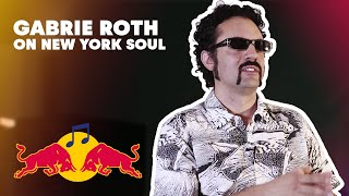 Gabriel Roth Lecture (London 2010) | Red Bull Music Academy